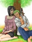 zoro and robin_1