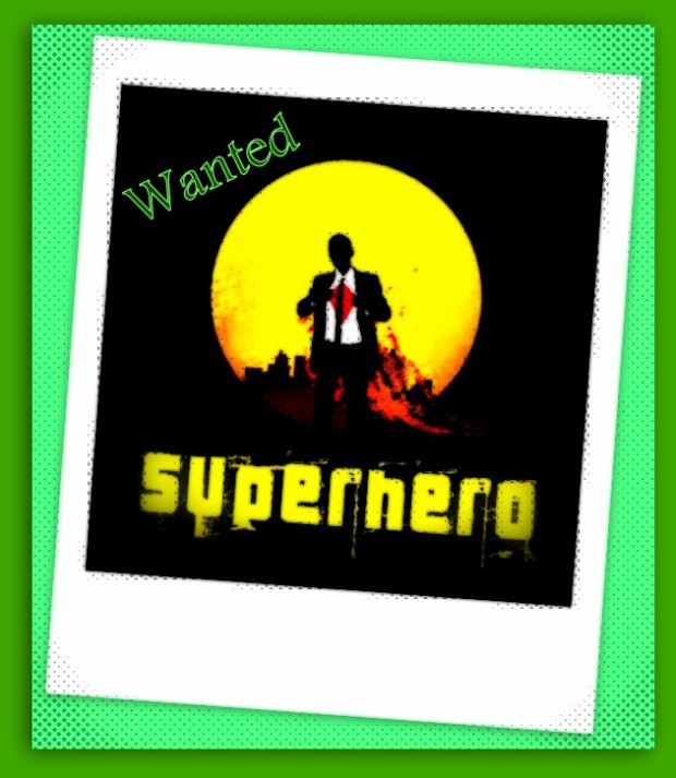 wanted unknown superhero