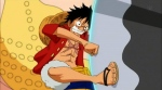 Luffy saves princess shirahoshi2