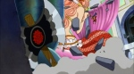 Luffy saves princess shirahoshi3