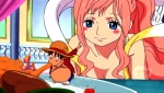 Princess Shirahoshi meets Luffy5