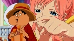 Princess Shirahoshi meets Luffy7
