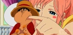 Princess Shirahoshi meets Luffy9