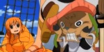 One Piece Movie_Z_Cute Nami and Chopper