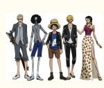 One Piece Movie_Z_Straw Hats Pirates in Style