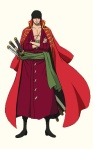 One Piece Movie_Z_Zoro in Red