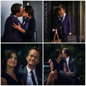 HIMYM season 24 ep8 barney and robin moments - Copy