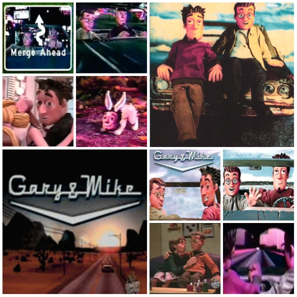 gary and mike collage