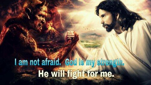 God is My Avenger