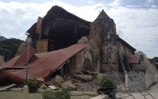 church in bohol