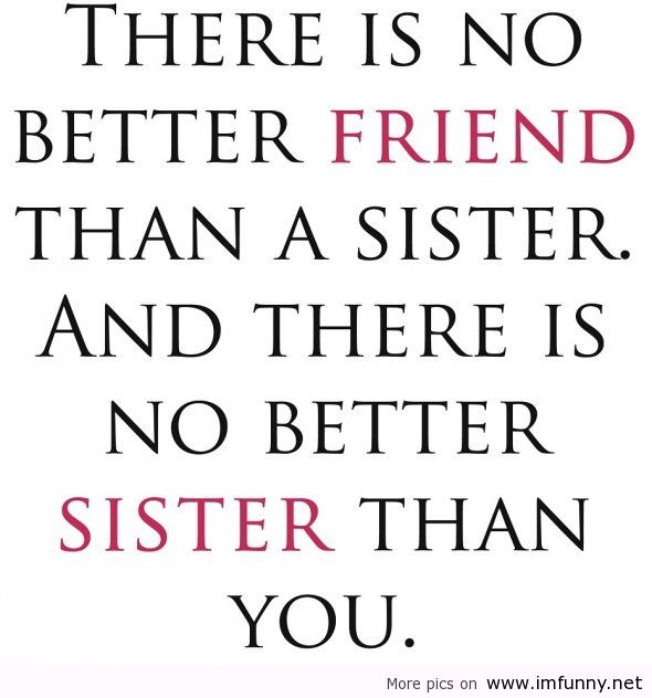 I Love My Big Sister Quotes: For Children Grow (To My Siblings)