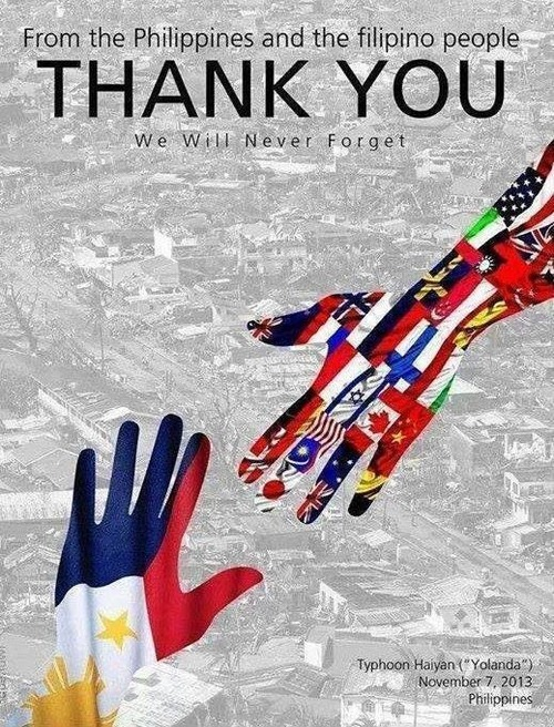 thank you from filipino