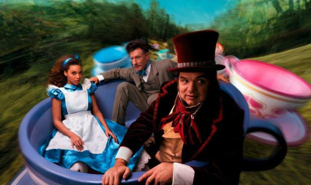 beyonce alice in wonderland