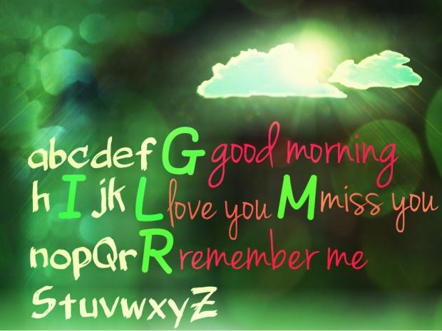 good morning gee