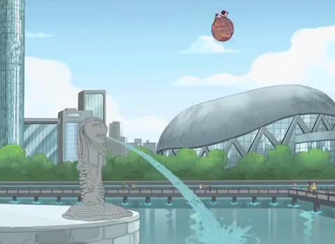 merlion_phineas and ferb2