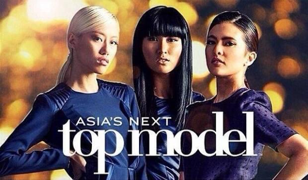 top 3 asia's top model 2