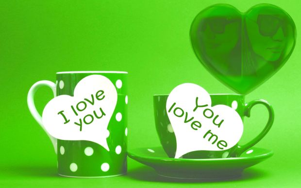 love me_green