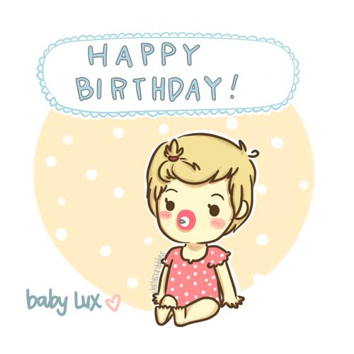 happy birthday luv