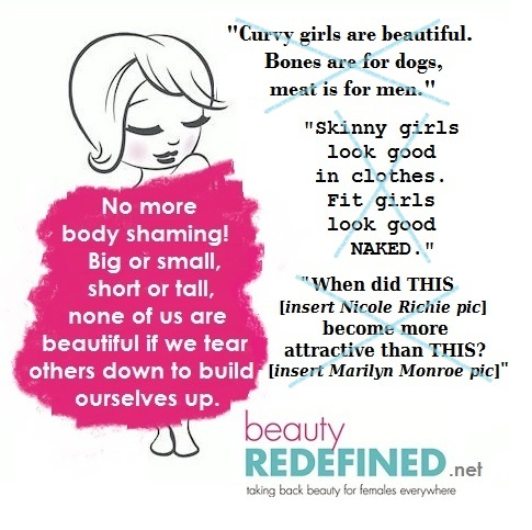 No-body-shaming-beauty-redefined