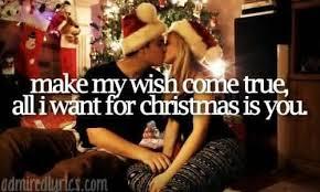 all i want fr christmas