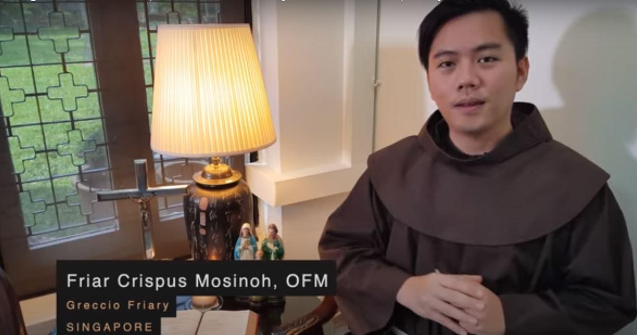 Friar Crispus